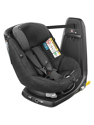Maxi-Cosi AxissFix Group 1 Car Seat, Nomad Black