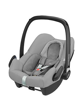 Maxi-Cosi Rock Group 0+ i-Size Baby Car Seat, Nomad Grey