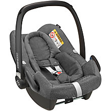 Buy Maxi-Cosi Rock Group 0+ Baby Car Seat, Sparkling Grey Online at johnlewis.com