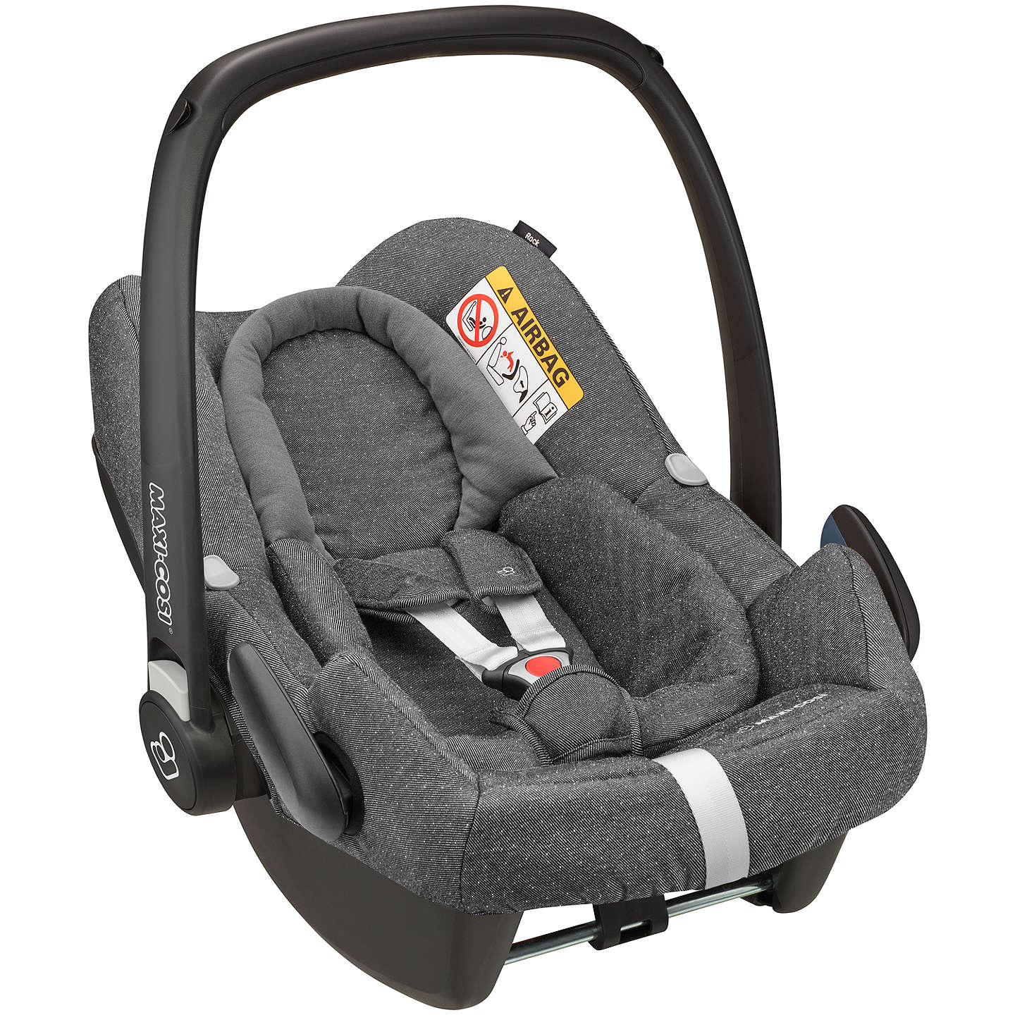 maxi cosi rock group 0 baby car seat sparkling grey at. Black Bedroom Furniture Sets. Home Design Ideas