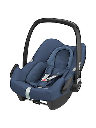 Maxi-Cosi Rock Group 0+ i-Size Baby Car Seat, Nomad Blue