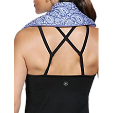 Buy Gaiam Lavender Neck & Shoulder Wrap Online at johnlewis.com