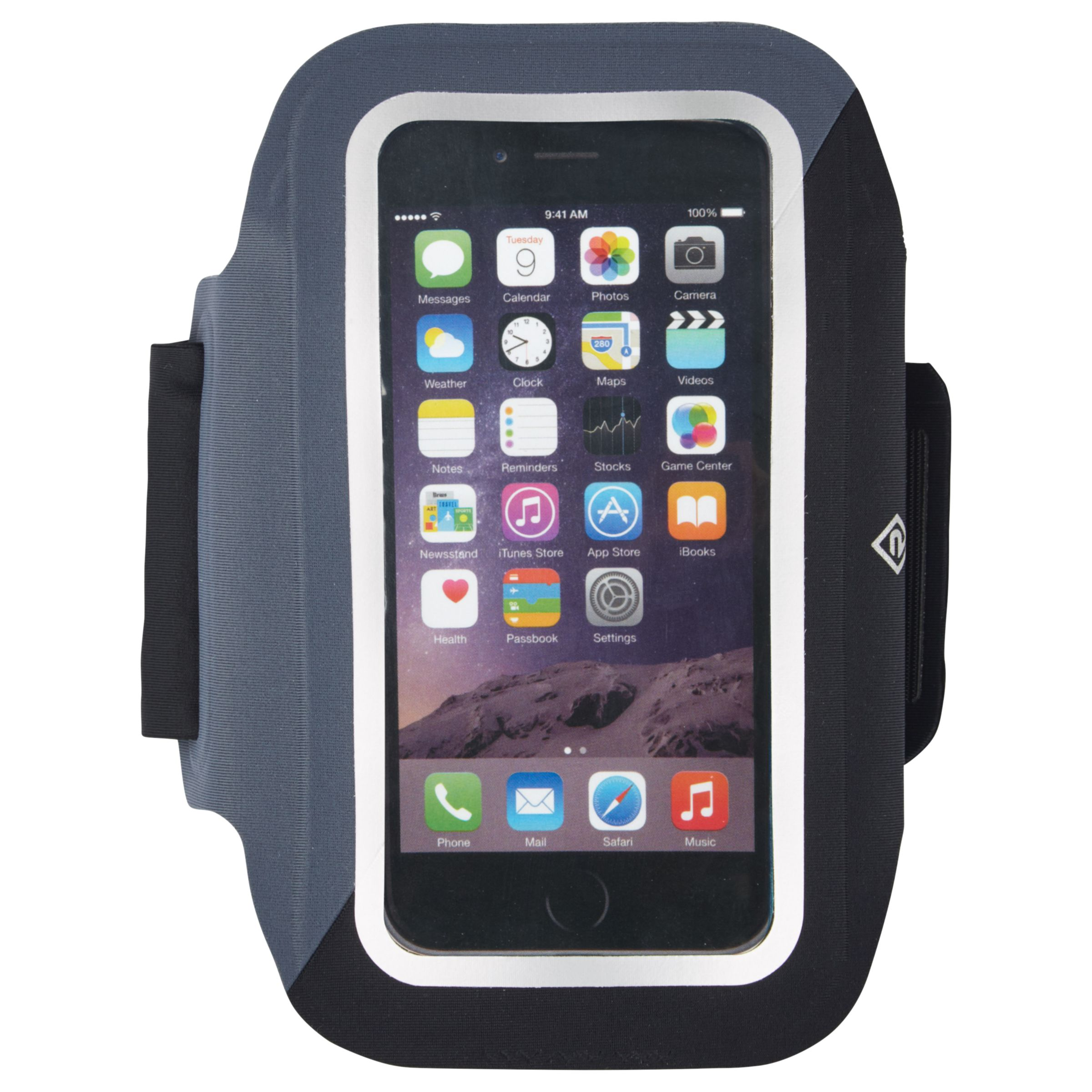 Ronhill Ronhill Smartphone Armband, One Size, Black