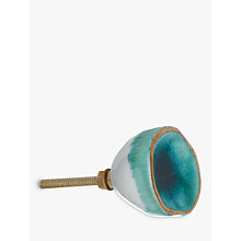 Buy John Lewis Crackle Ceramic Cupboard Knob Online at johnlewis.com