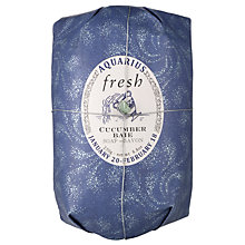 Buy Fresh Aquarius Oval Zodiac Soap, Limited Edition, 250g Online at johnlewis.com