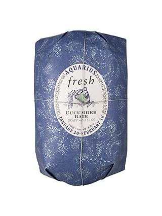 Fresh Aquarius Oval Zodiac Soap, Limited Edition, 250g