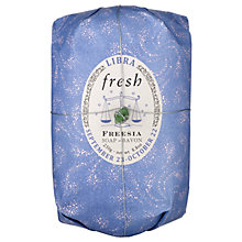 Buy Fresh Libra Oval Zodiac Soap, Limited Edition, 250g Online at johnlewis.com