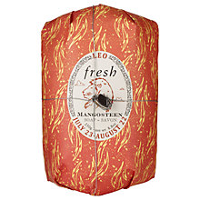 Buy Fresh Leo Oval Zodiac Soap, Limited Edition, 250g Online at johnlewis.com