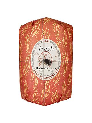 Fresh Leo Oval Zodiac Soap, Limited Edition, 250g