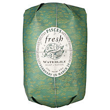 Buy Fresh Pisces Oval Zodiac Soap, Limited Edition, 250g Online at johnlewis.com