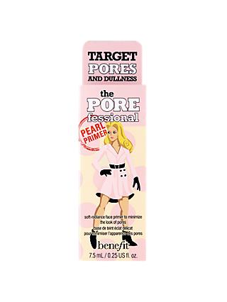 Benefit The POREfessional Pearl Primer