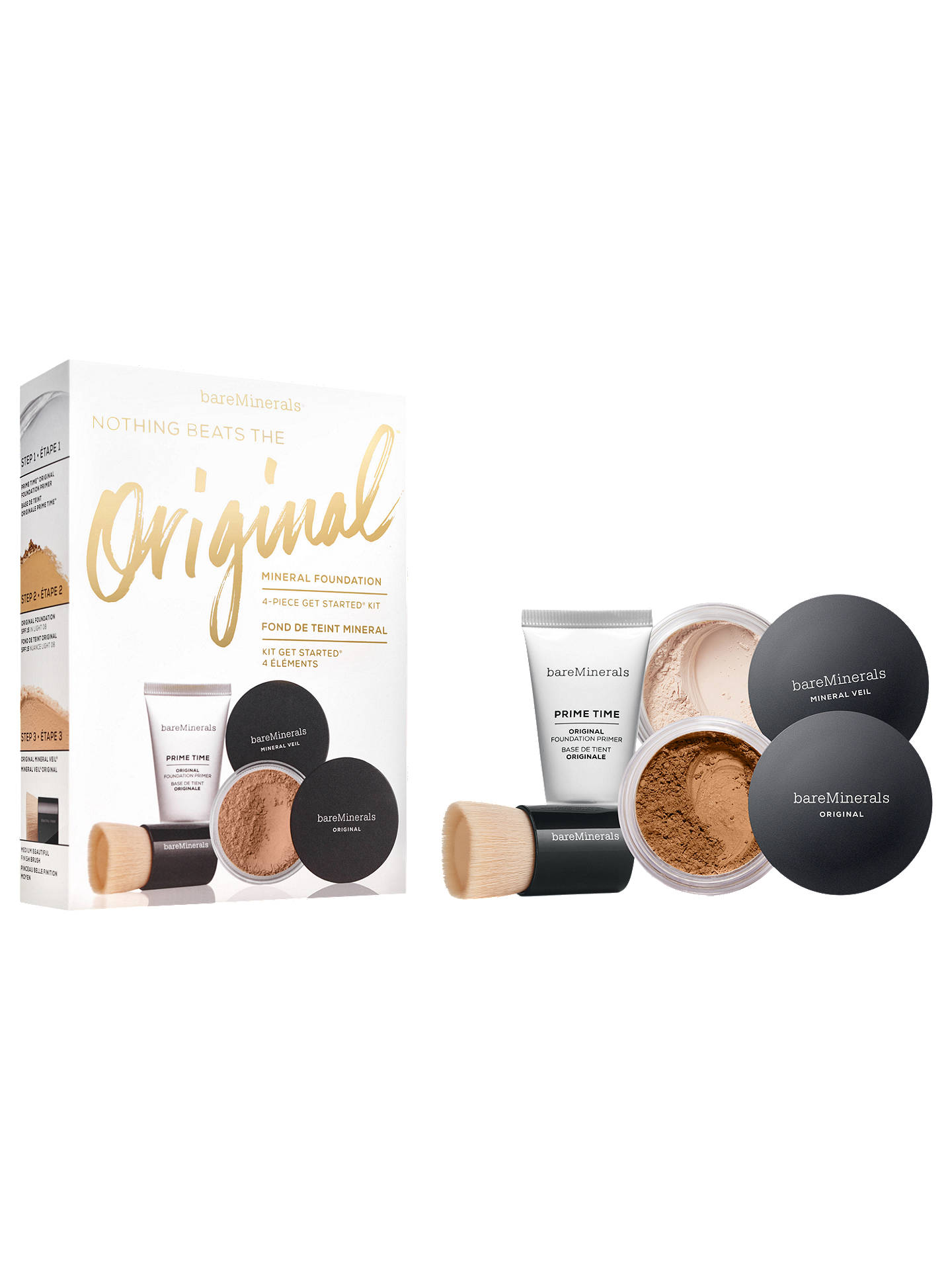 BuybareMinerals Get Started Kit, Medium Tan Online at johnlewis.com
