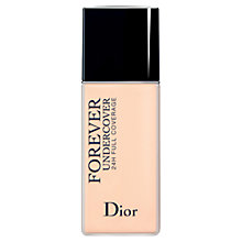 Buy Dior Diorskin Forever Undercover Foundation Online at johnlewis.com