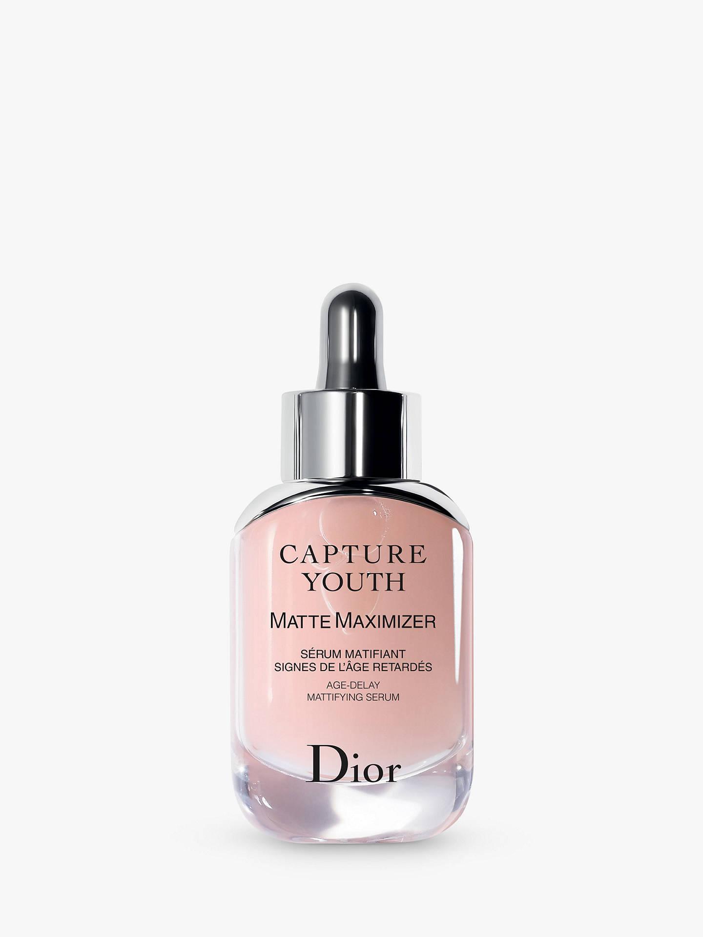 391fdbc1cd Dior Capture Youth Matte Maximizer Age-Delay Serum, 30ml