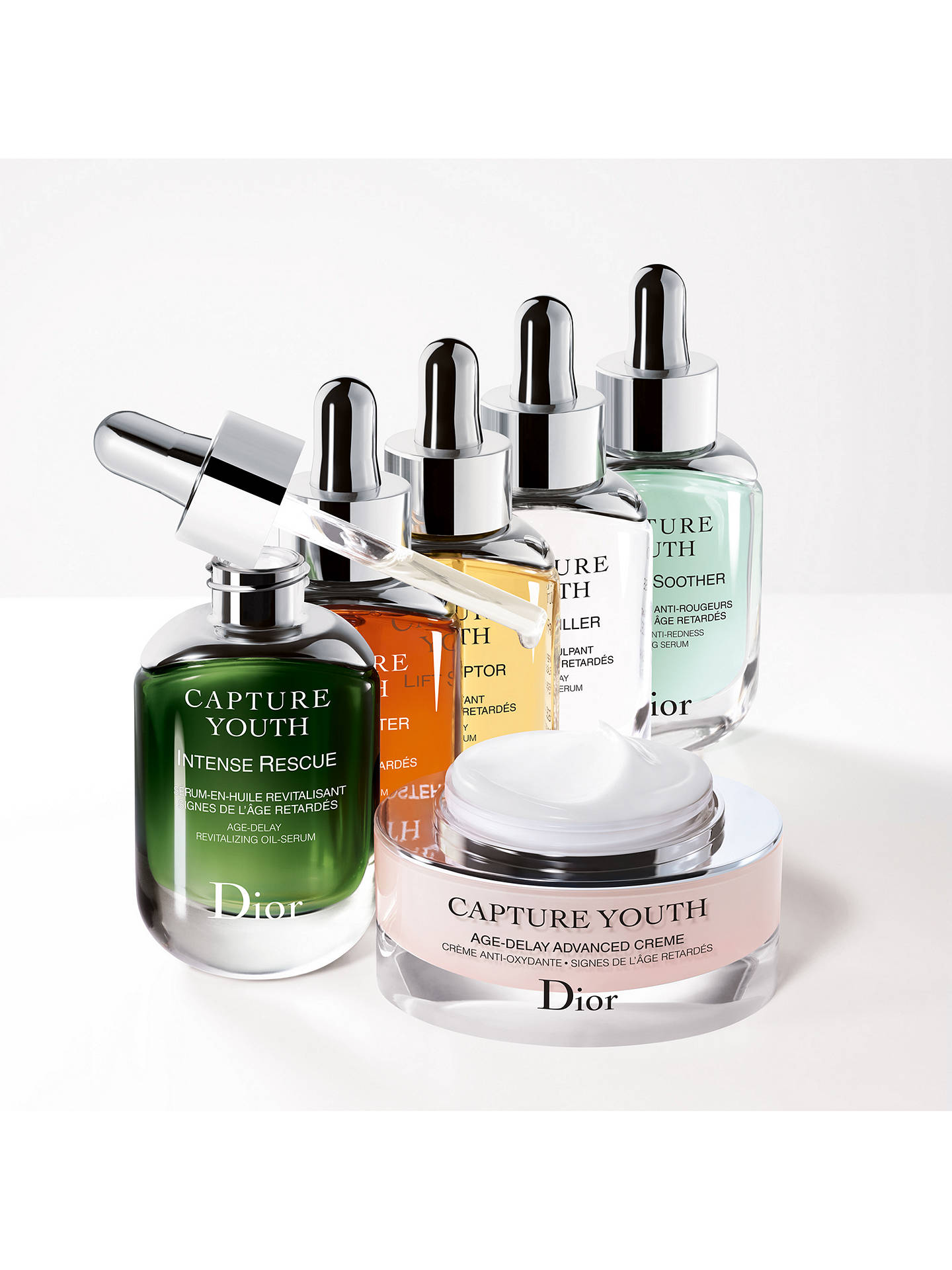 BuyDior Capture Youth Age-Delay Advanced Creme, 50ml Online at johnlewis.com