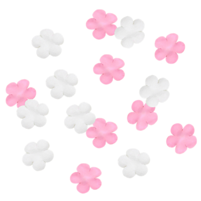 Image of Ginger Ray Petal Confetti, Pink/White