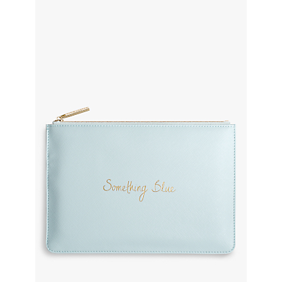 Katie Loxton 'Something Blue' Perfect Pouch, Blue