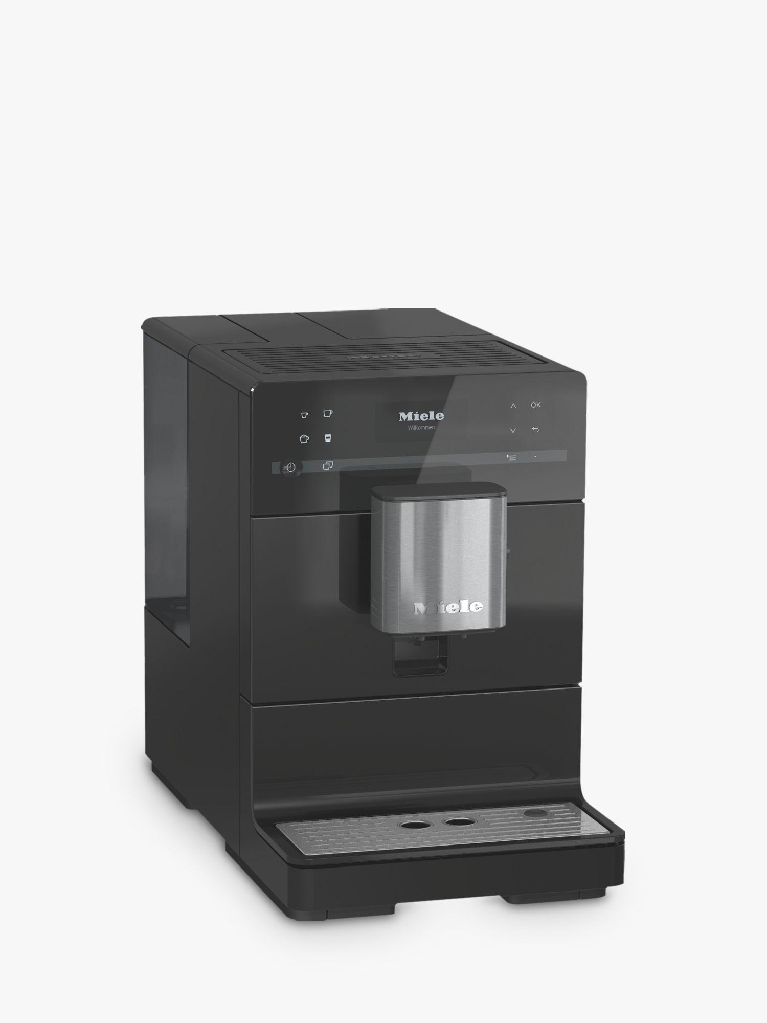 Miele Miele CM5300 Bean-to-Cup Coffee Machine, Black
