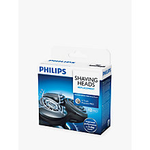 Buy Philips RQ12/70 Series 9000 Shaving Heads Online at johnlewis.com