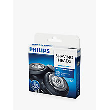 Buy Philips SH50/50 Series 5000 Shaving Heads Online at johnlewis.com