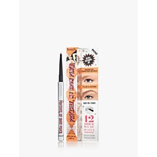 Buy Benefit Gimme Mini Precisely, My Brow Pencil, 03 Medium Online at johnlewis.com