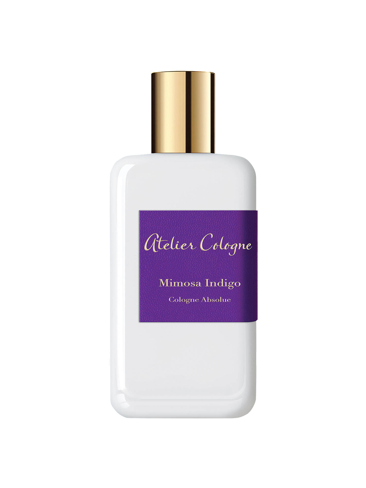 Buy Atelier Cologne Mimosa Indigo Cologne Absolue, 100ml Online at johnlewis.com