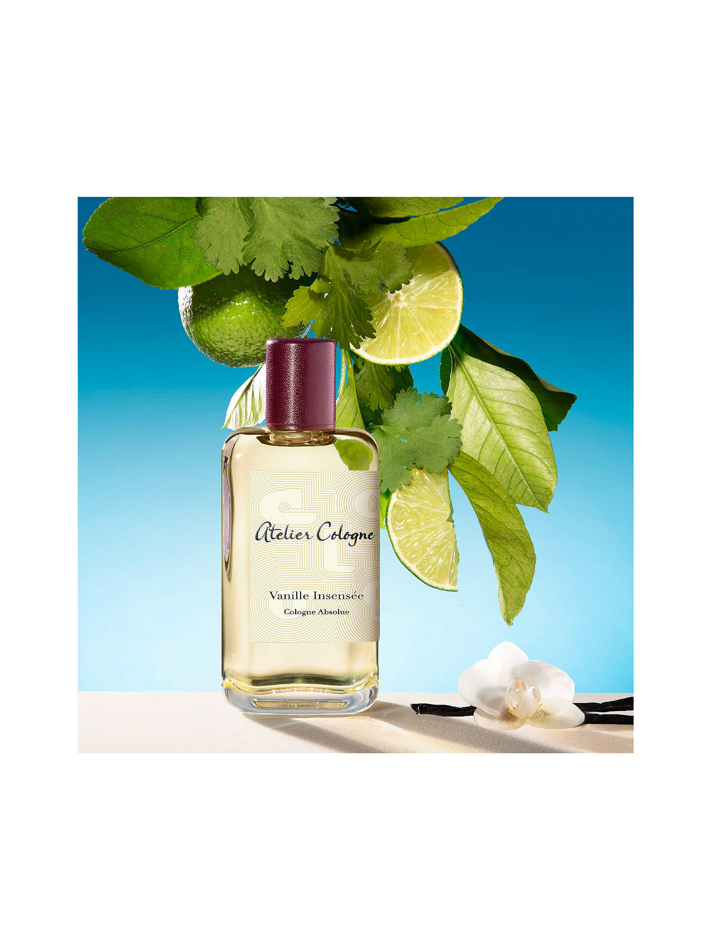 Buy Atelier Cologne Vanille Insensé Cologne Absolue, 100ml Online at johnlewis.com