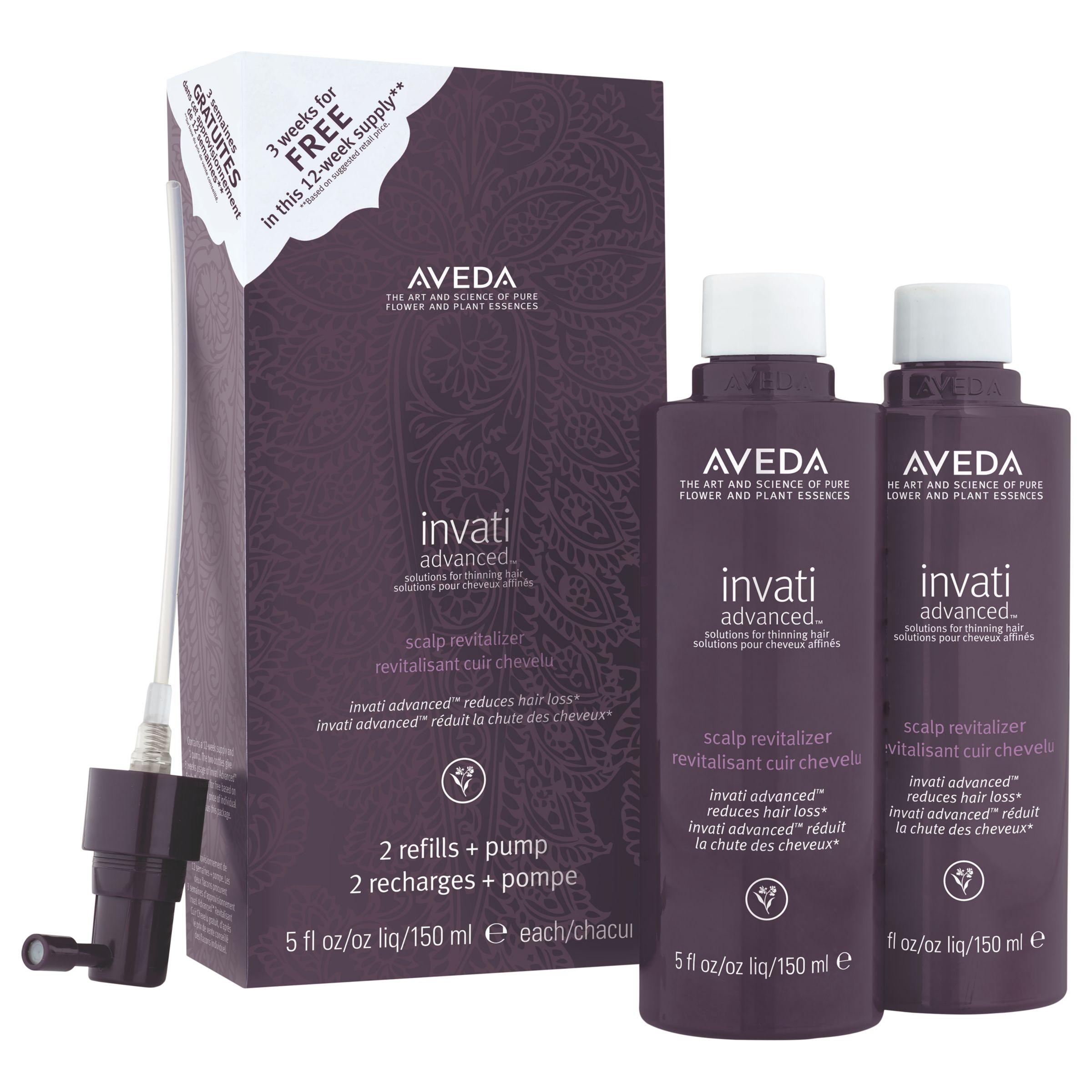 AVEDA Aveda Invati Advanced™ Scalp Relitalizer Duo, 2 x 150ml