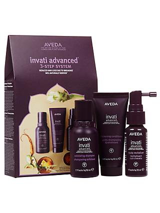AVEDA Invati Advanced™ 3-Step Travel Set