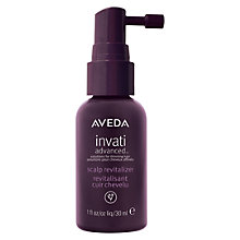 Buy AVEDA Invati Advanced™ Scalp Revitalizer, 30ml Online at johnlewis.com