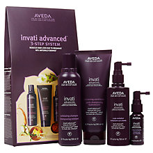 Buy AVEDA Invati Advanced™ 3-Step Set Online at johnlewis.com