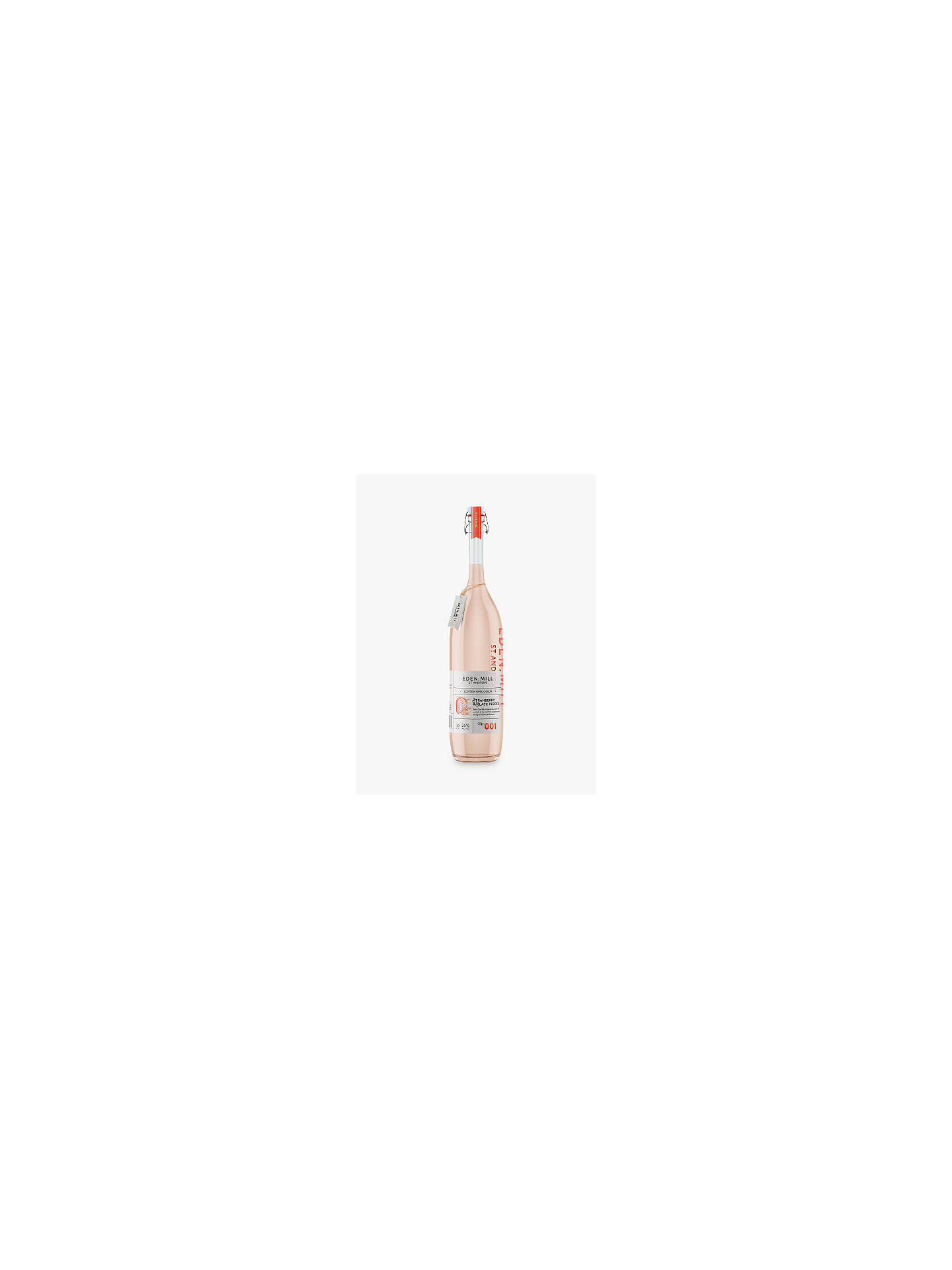 BuyEden Mill Strawberry & Black Pepper Gin, 35cl Online at johnlewis.com