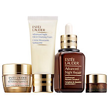 Buy Estée Lauder Advanced Night Repair 50ml Repair Set Online at johnlewis.com
