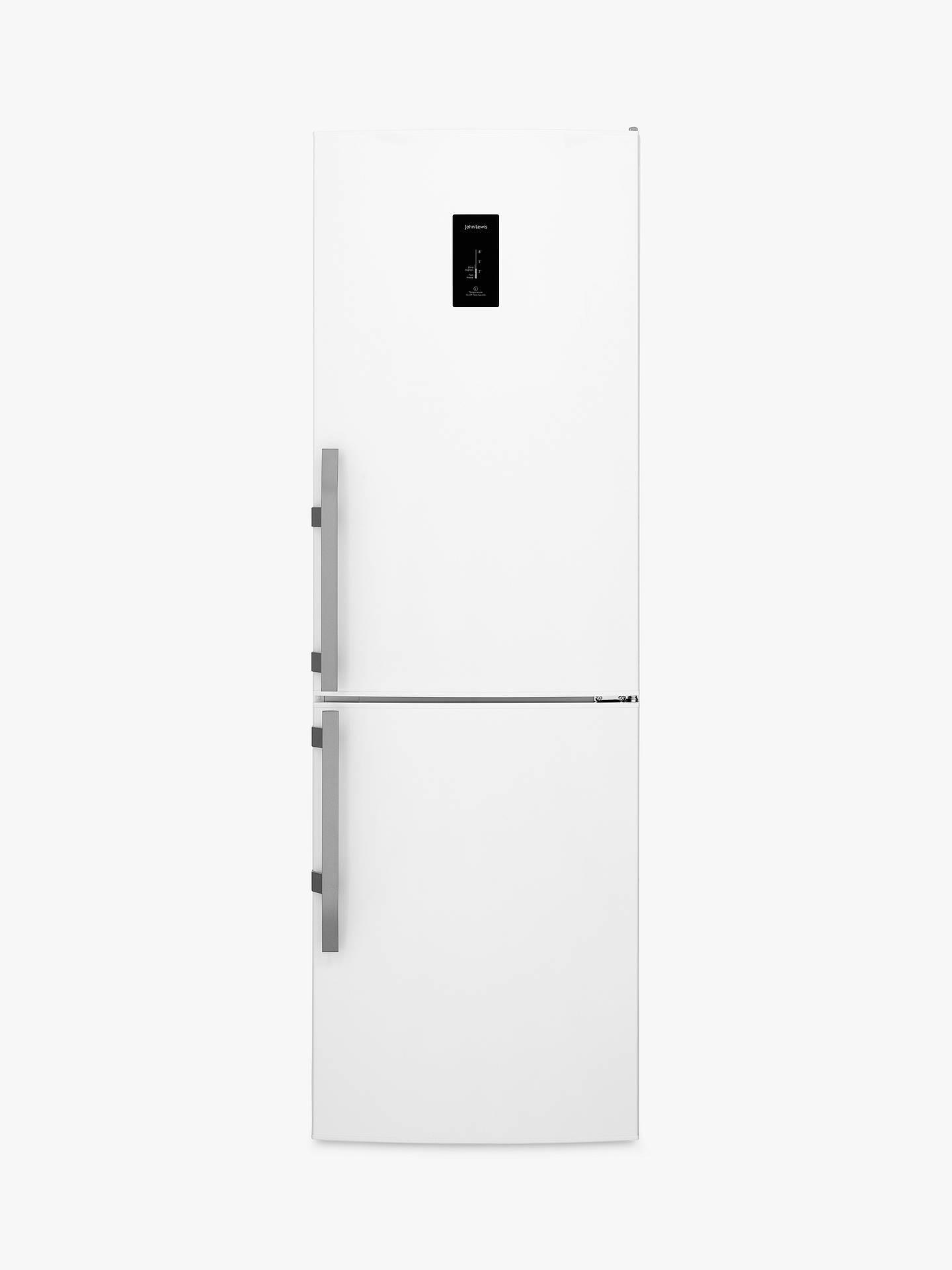 john lewis partners jlffw1834 fridge freezer a energy. Black Bedroom Furniture Sets. Home Design Ideas