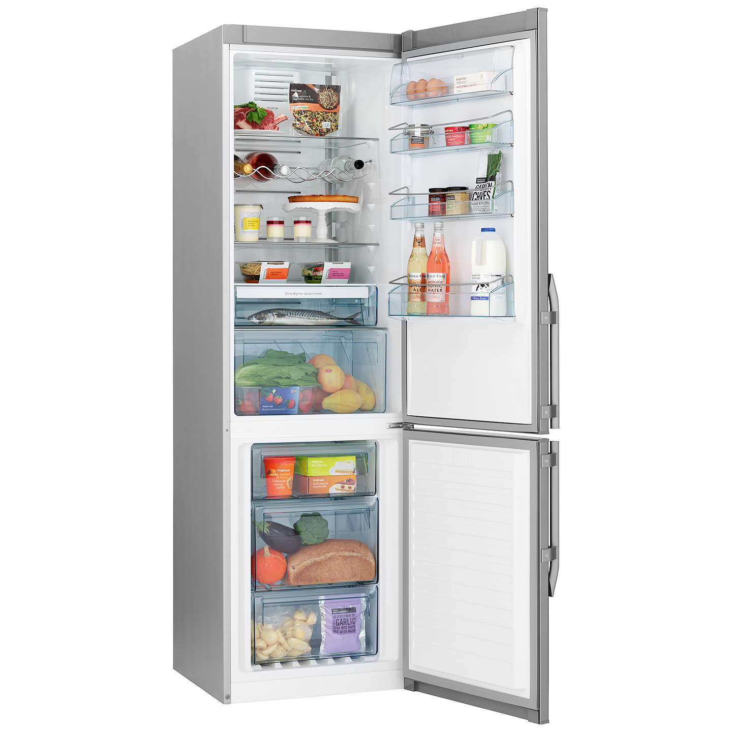 john lewis jlffs2033 freestanding fridge freezer a energy rating rh johnlewis com Zero Dark Th Zer Name