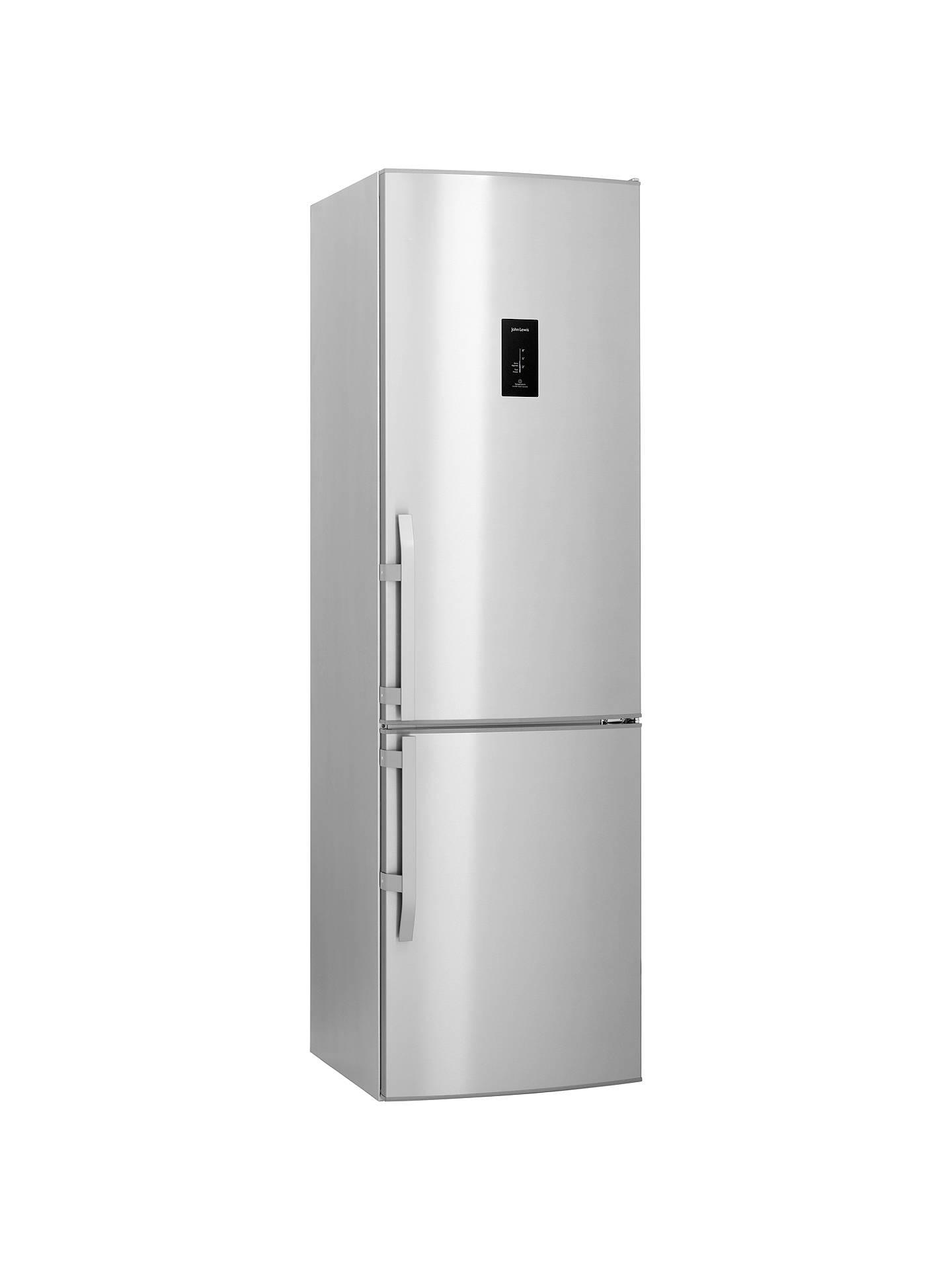 john lewis partners jlffs2033 freestanding fridge. Black Bedroom Furniture Sets. Home Design Ideas