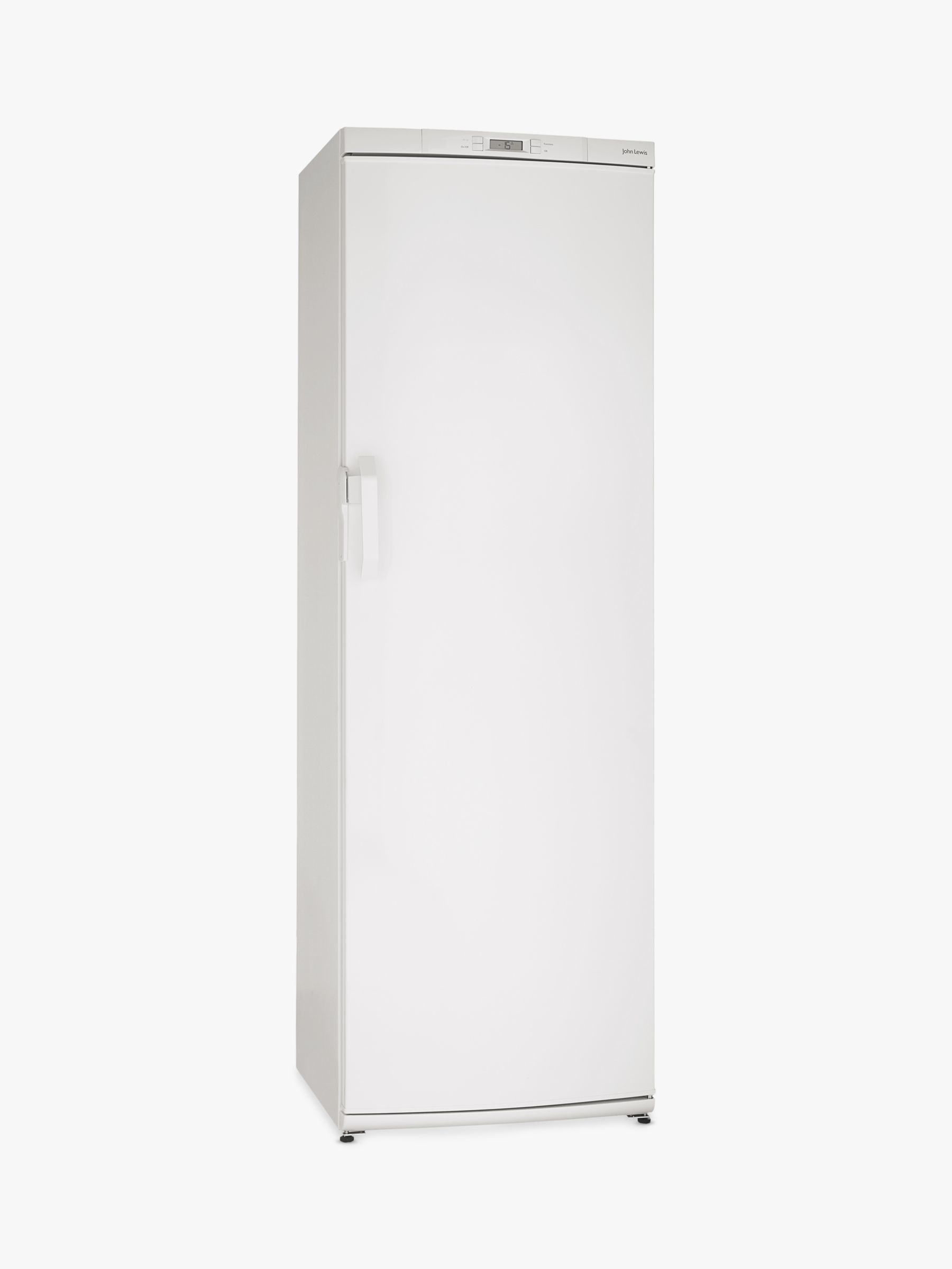 John Lewis & Partners JLFZW1817 Tall Freezer, A+ Energy Rating, 60cm ...