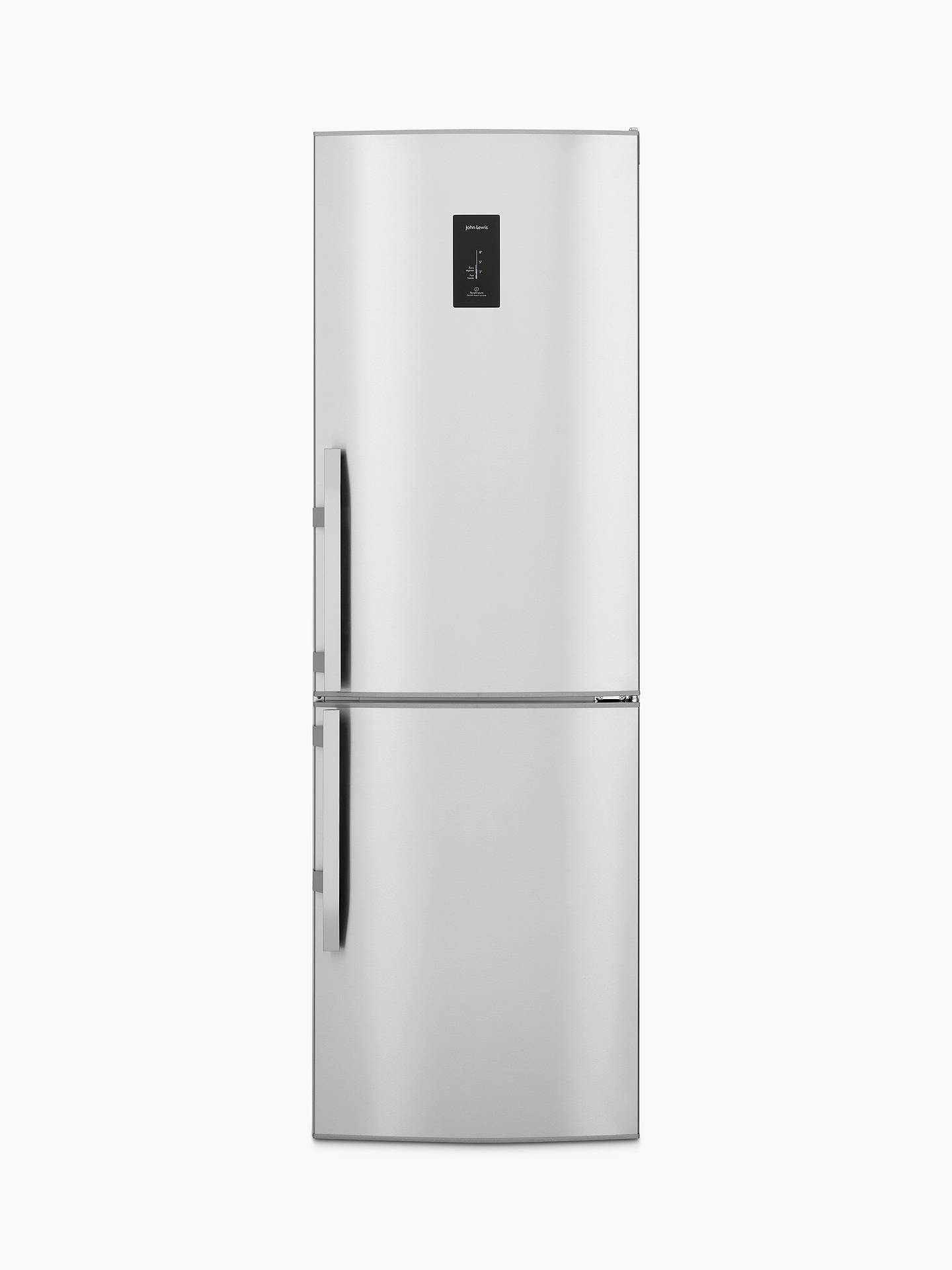 john lewis partners jlffs1833 freestanding fridge. Black Bedroom Furniture Sets. Home Design Ideas