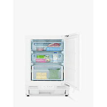 Buy John Lewis JLBIUCFZ02 Integrated Freezer, A+ Energy Rating, 60cm Wide Online at johnlewis.com