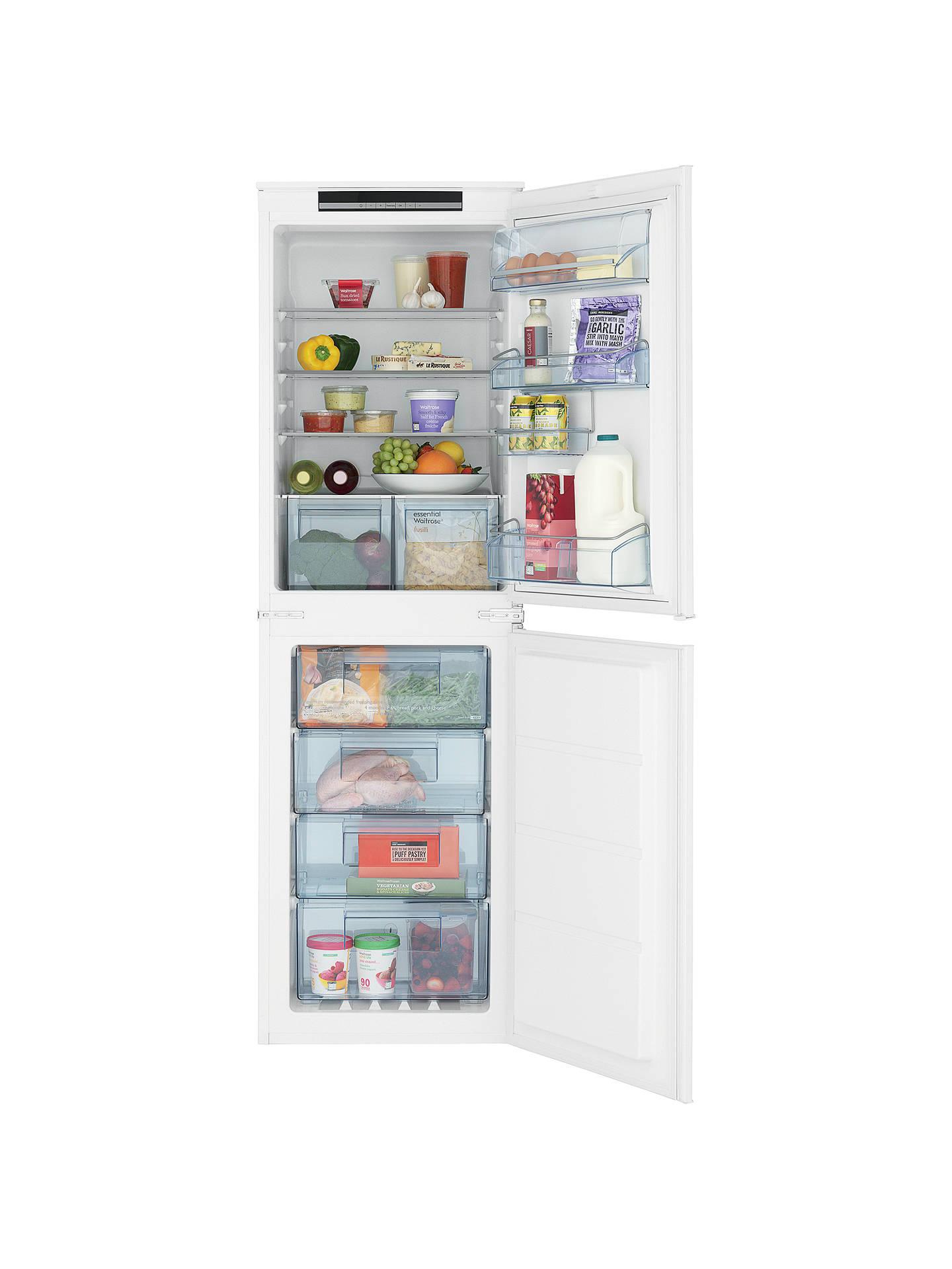 john lewis partners jlbiff1811 integrated fridge freezer. Black Bedroom Furniture Sets. Home Design Ideas