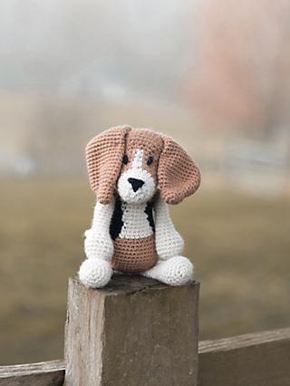 TOFT Lola The Beagle Crochet Kit