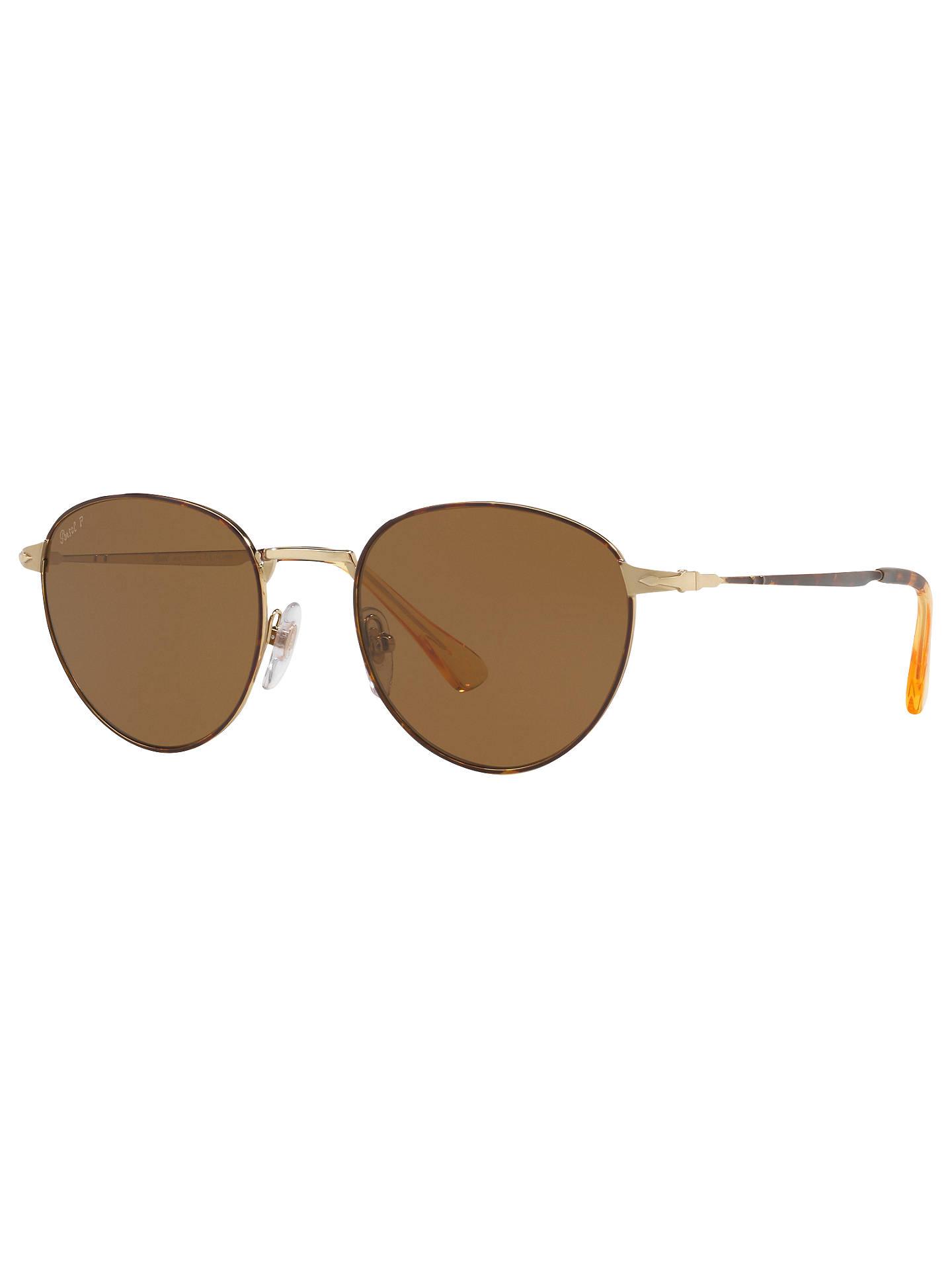 9e94ad8c65 Persol PO2445S Polarised Oval Sunglasses at John Lewis   Partners
