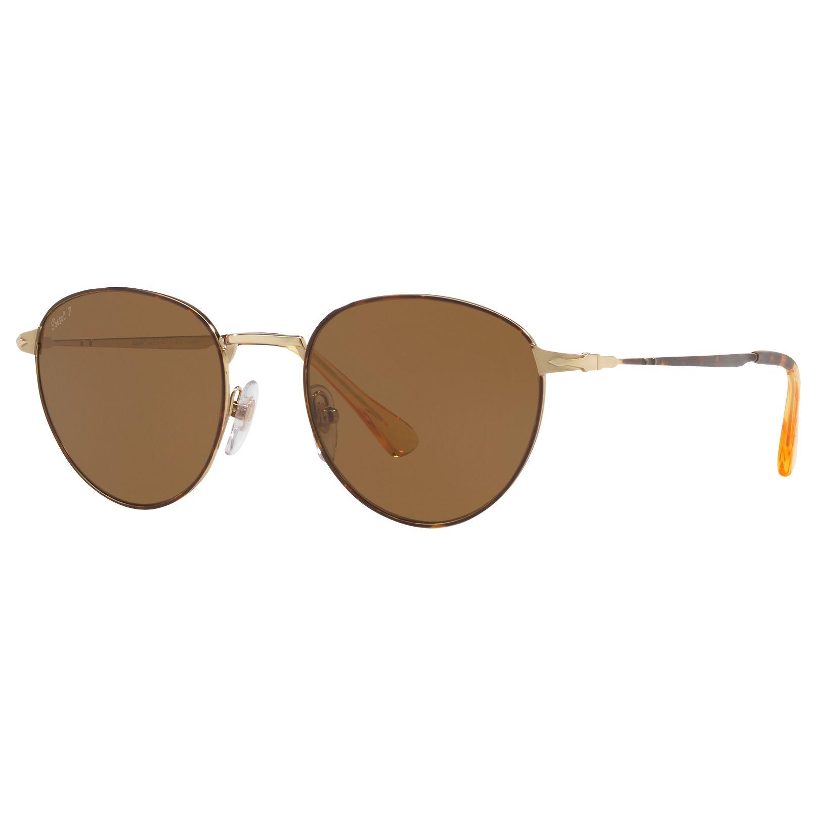 Persol Persol PO2445S Polarised Oval Sunglasses