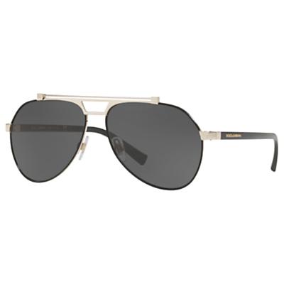 Dolce & Gabbana DG2189 Aviator Sunglasses