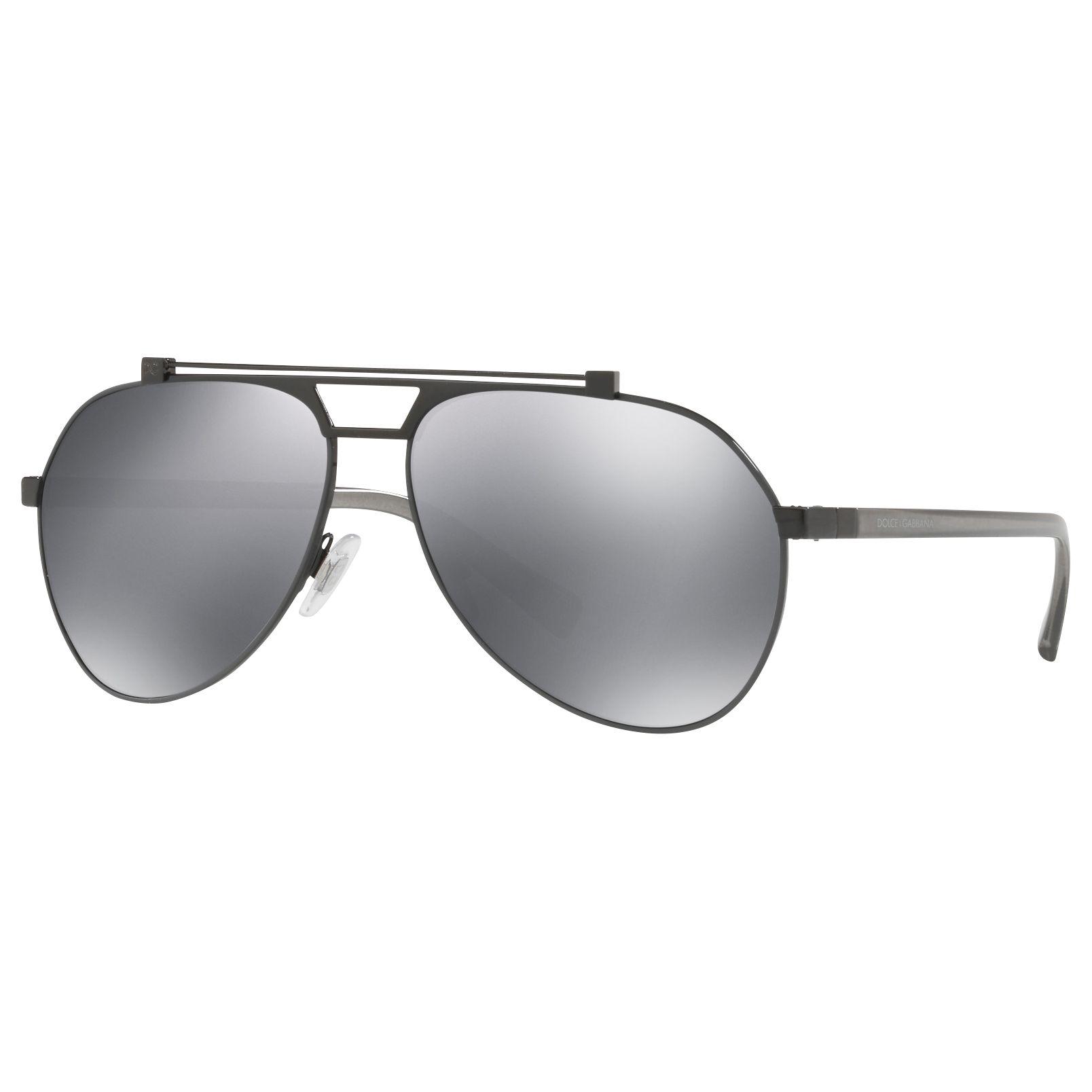 Dolce & Gabbana Dolce & Gabbana DG2189 Aviator Sunglasses