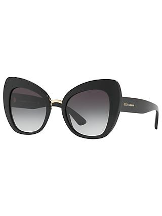 Dolce & Gabbana DG4319 Cat's Eye Sunglasses