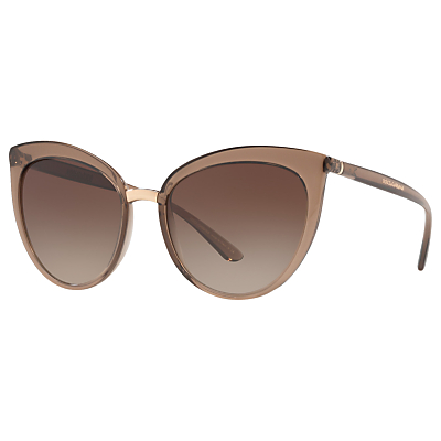 Dolce & Gabbana DG6113 Cat's Eye Sunglasses