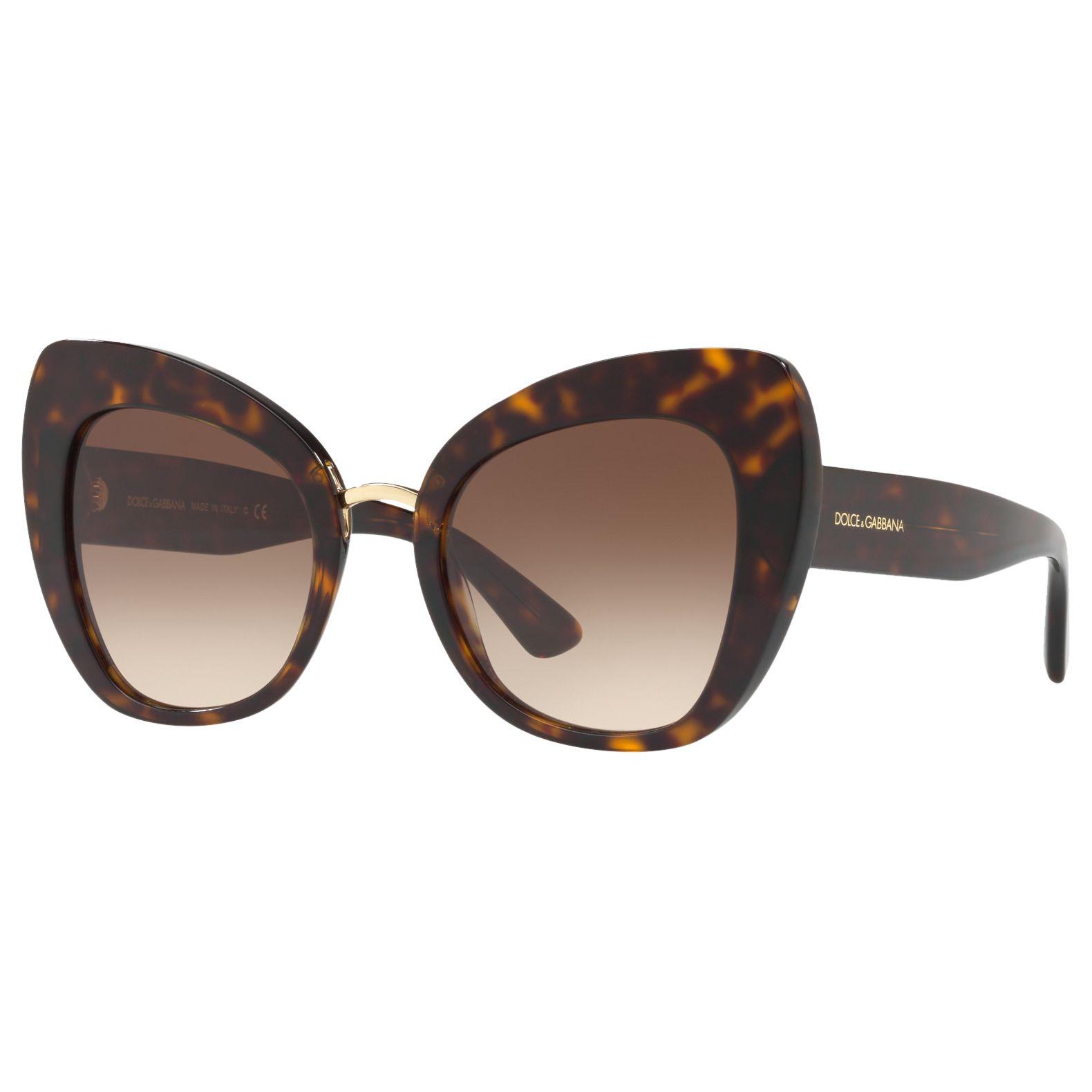 Dolce & Gabbana Dolce & Gabbana DG4319 Cat's Eye Sunglasses