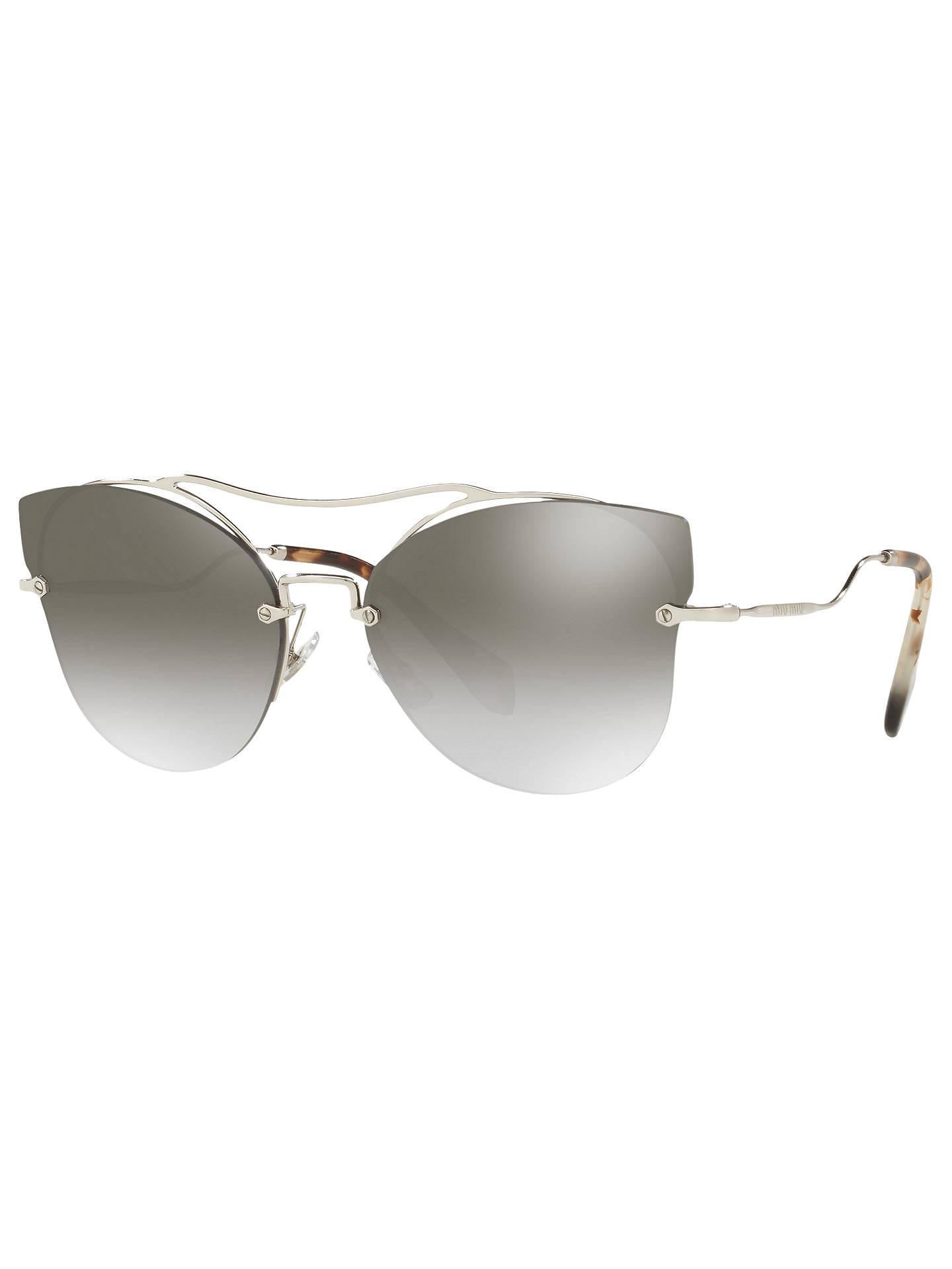 815fa80e00a3 BuyMiu Miu MU 52SS Cat s Eye Sunglasses