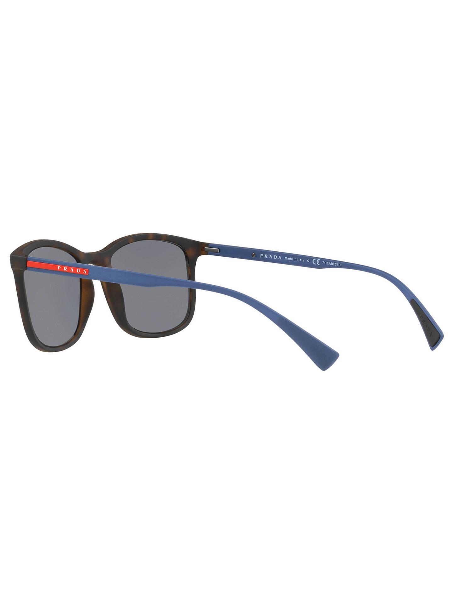 77da2f40e1ba0 ... Buy Prada Linea Rossa PS 01TS Men s Polarised Rectangular Sunglasses